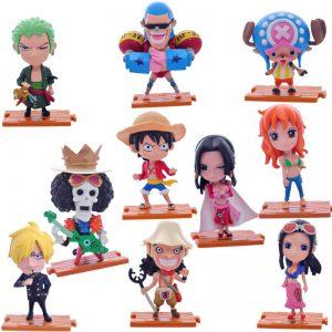 Bộ mô hình One Piece M03