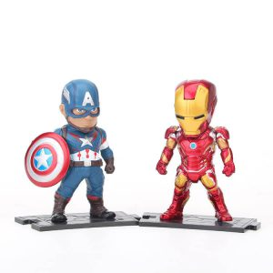 Bộ mô hình chibi Avengers M03
