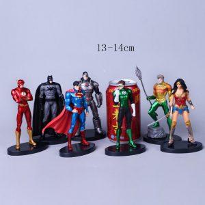 Bộ mô hình DC Comics M01