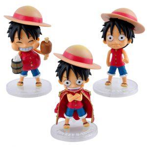 Bộ mô hình One Piece Luffy M01