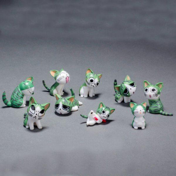 Bộ mô hình mèo Chii M01