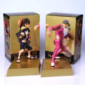 Bộ mô hình One Piece Monkey D Luffy và Gildo Tesoro