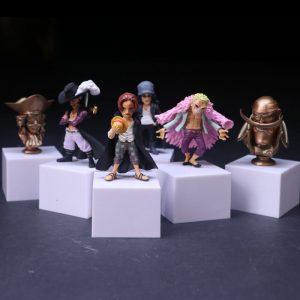 Bộ mô hình One Piece M01