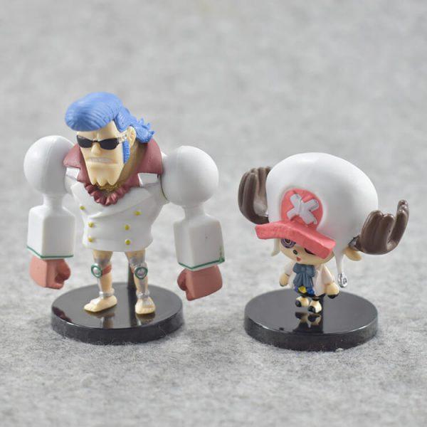 Bộ mô hình One Piece MH254