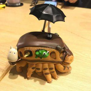 Bộ mô hình Ghibli Totoro Catbus M01