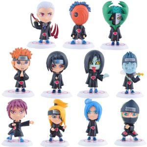 Bộ Mô hình Naruto Chibi M02