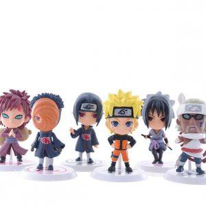 Bộ Mô hình Naruto Chibi M03