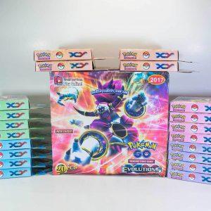 Hộp thẻ bài Pokemon Cao cấp M01