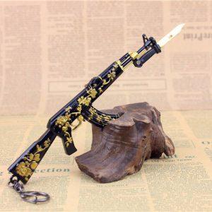Mô hình Đột Kích AK47 Knife Peony