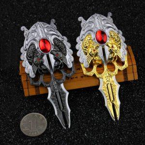 Mô hình Đột Kích Bladed Knuckles Infernal Dragon