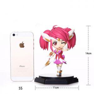 Mô hình game LOL Lux Thủy Thủ Mặt Trăng chibi M01