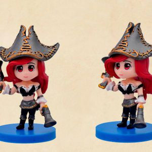 Mô hình game LOL Miss Fortune chibi M01
