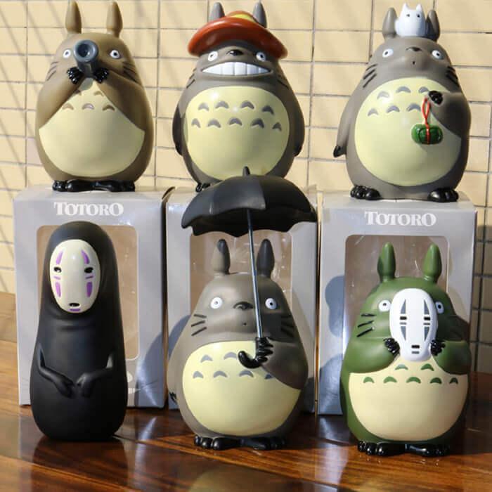 Mo Hinh Chu Meo Totoro Dang Yeu Nhat Trong Lich Su 1