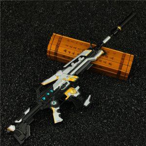 Mô Hình Đột kích M4A1 MK170