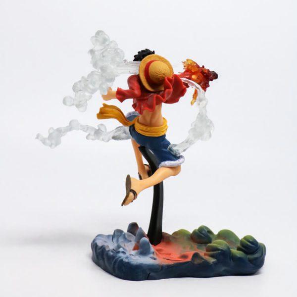 Mô hình Luffy Gear 2 nấm đấm lửa One Piece MH430