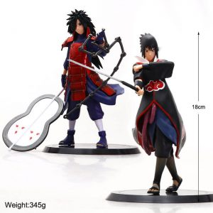 Mô hình Madara Uchiha và Uchiha Sasuke MH348