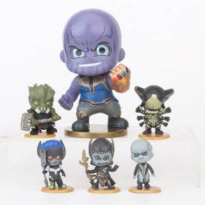 Mô hình Marvel Combo Thanos MH351