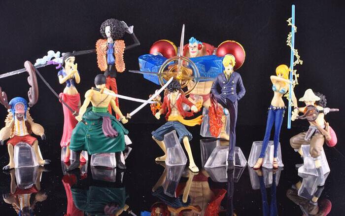 Mo Hinh One Piece Qua Tang Dang Cap Cho Tre Nho 3