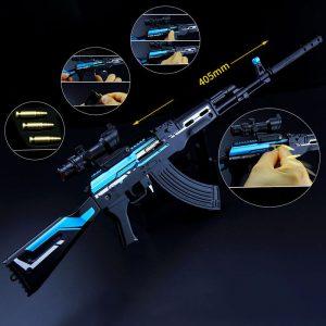Mô hình PUBG AKM full option size 41 MH438