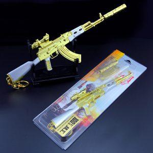 Mô hình PUBG AKM Gold MH371