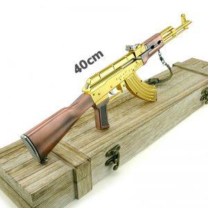 Mô hình PUBG AKM Gold size 40 MH413