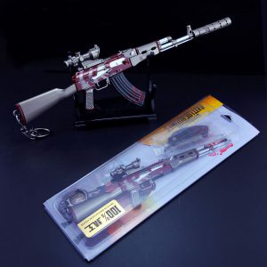 Mô hình PUBG AKM skin SPAJKK MH385
