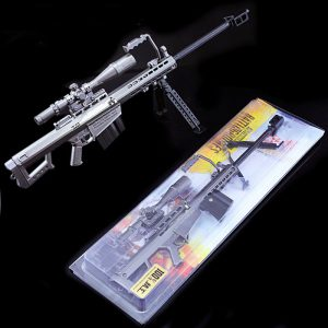 Mô hình PUBG Barrett M82A1 full option size 30
