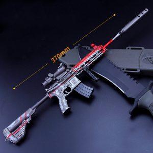 Mô hình PUBG M416 full option size 37 MH405