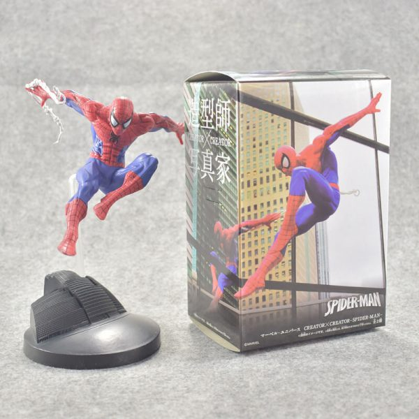 Mô hình Marvel Spider Man M01