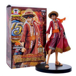 Mô mô hình One Piece Luffy M02
