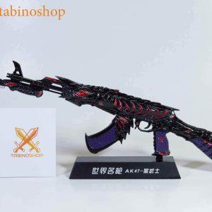 Mô hình Đột Kích AK47 Knife Born Beast VIP M01