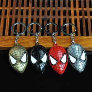 Móc khóa mô hình Marvel Spider Man