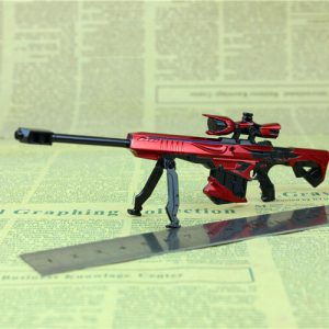 Móc khóa mô hình Đột Kích Barrett M82A1 Iron Shark