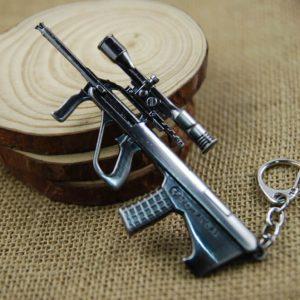 Móc khóa mô hình súng CF AUG A1