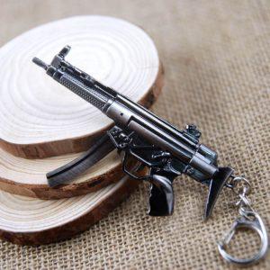 Móc khóa mô hình súng CF MP5