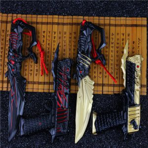 Mô hình Đột kích DE Born Beast and Knife Born Beast