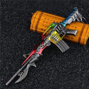 Móc khóa mô hình Đột Kích M4A1 Prism Beast M01