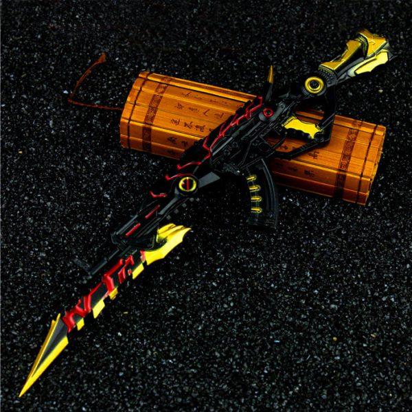 Mô hình Truy Kích AK Dragon SVIP M02