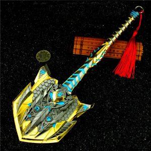 Mô hình Đột kích Shovel Born Beast Noble Gold